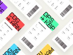 Daily UI 024 Boarding Pass designed by Olga Chernenka. Connect with them on Dribbble; Design Ios, Mobile Ui Design, Layout Design, Graphic Design, Site Design, Flat Design, Design Responsive, Template Web, Web Mobile