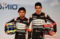 """Ocon: """"Ya no me siento como un novato, y el equipo me necesita con ritmo desde el principio"""" #F1 #Formula1"""
