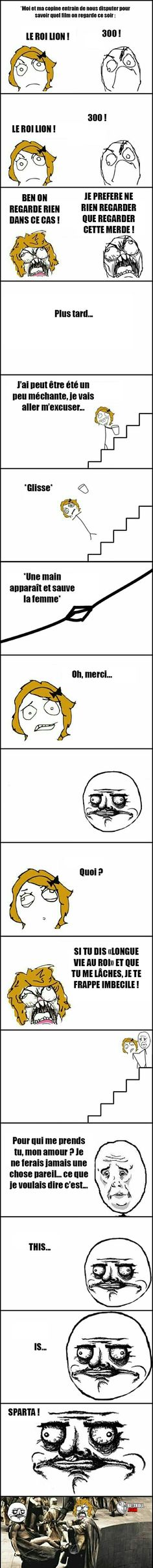 Quand je me dispute avec ma copine& & Be-troll & vidéos humour, actualité in& When [& The post When I argue with my girlfriend & & Be-troll & humor videos, news in & appeared first on Trending Hair styles. Geek Humor, Man Humor, Funny Images, Best Funny Pictures, Video Humour, Humor Videos, Troll Face, Image Fun, Meme Faces