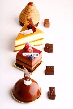 Ars Chocolatum: Creations @ Antoine Santos