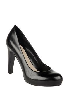 Franco Sarto 'Cicero' Pump available at #Nordstrom...timeless and classic, plus very comfy, leather.