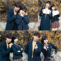 Kdrama. Kpop. Anime Kawaii — The liar and his lover looks so cute