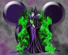 Minus the ears. Maleficent Halloween, Disney Maleficent, Disney Villains, Disney Pixar, Maleficent Tattoo, Walt Disney, Goth Disney, Evil Disney, Disney Love