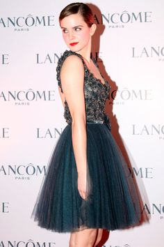 20 Fashion Moments That Made Us Take Serious Note Of Emma Watson's Style | InStyle.co.uk