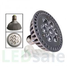 7W Premium LED-Växtglödlampa - E27
