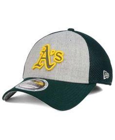 New Era Oakland Athletics Total Reflective 39THIRTY Cap - Green L/XL