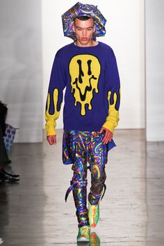 Jeremy Scott Fall 2012 Ready-to-Wear - Collection - Gallery - Style.com
