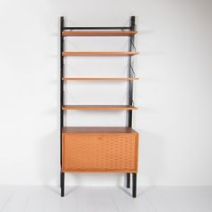 model 606 wall unit from the sixties by dieter rams for vitsoe vintage design storage pinterest dieter rams walls and storage