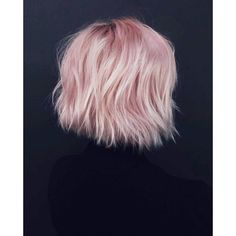Pink Blonde Hair, Pink Ombre Hair, Blonde With Pink, Strawberry Blonde Hair, Blonde Hair With Red Tips, Brown And Pink Hair, Short Platinum Blonde Hair, Pink Hair Streaks, Pale Pink Hair