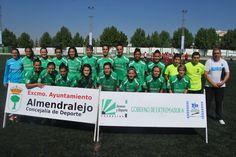 IX Trofeo de la Piedad de Almendralejo. Extremadura 3-3 Santa Teresa*  *Gana por penalties.