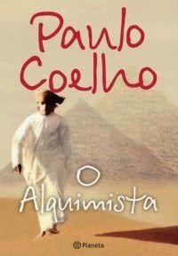 Bebendo Livros: O Alquimista - Paulo Coelho