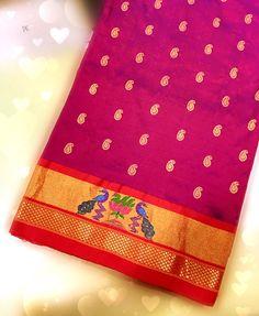 Tathastu Pune - paithani saree