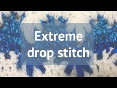 Frozen winter bun hat - free crochet pattern