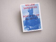 Willem Sandberg: Portrait of an Artist by Ank Leeuw Marcar