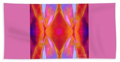 """Hot Diamond  Eoina Towel (Beach Sheet (37"""" x 74"""")) by Expressionistart studio Priscilla Batzell.  Our towels are great."""