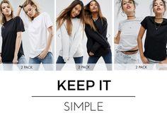 Emiily: Keep it simple