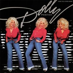 Dolly Parton Here You Come Again – Knick Knack Records
