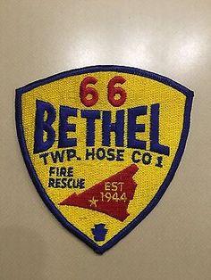 Pennsylvania-Bethel-Township-Fire-Department-Patch