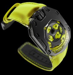 Urwerk UR-105 TA 'Turbine Automatic' Watch