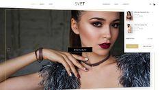 Svet - Fashion E-commerce PSD Template