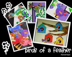 PreKandKSharing: Birds of a feather....