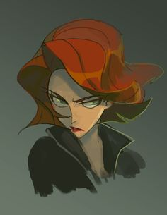 Fotos de la biografía - Character Design References - character design Black Widow