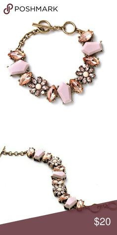 ANTIQUE BRACELET New Antique Bracelet  Pink, gold  * Please message me for all inquiries. * Same or next day shipping.  * All purchase are greatly appreciated. * 10% off Bundle * No Trades Jewelry Bracelets