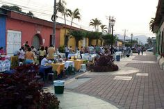 Paseo El Carmen, Santa Tecla San Salvador