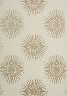 BAHIA, Metallic Pewter on Linen, T35145, Collection Graphic Resource from Thibaut