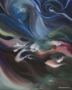 Olio su tela, 40x50, 2015.