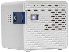 AAXA Technologies® HD Pico 50-Lumen HD LED Pico Projector - White (KP-102-01)