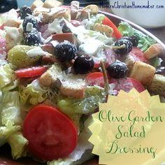 Olive Garden Salad Dressing Main