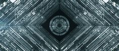 "WATERDROP - Homage to ""The Dark Forest"" on Behance"
