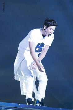 Chanyeol - 151010 Exo Love Concert Dome