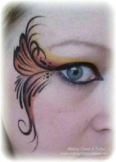 Cameron Garrett || delicate eye design