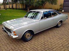 Chevrolet Opala Comodoro 4100 1978
