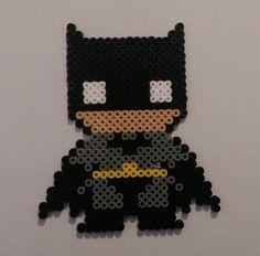 Perler Bead Batman