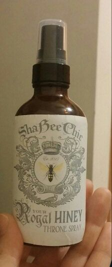 Your Royal Hiney Throne Spray 4oz by ShaBeeChicApothecary on Etsy