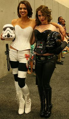 Sexy Star Wars - Comic-Con 2012 Cosplay Gallery - Rotten Tomatoes