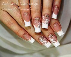 свадебный дизайн ногтей: 21 тыс изображений найдено в Яндекс.Картинках