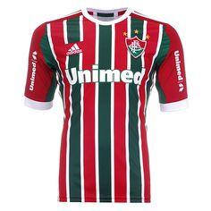 Fluminense new shirt 2013 HOME
