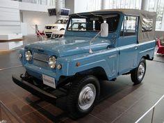 1979 Nissan Patrol LG60