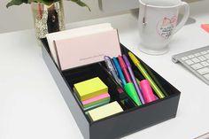Organize-se! Minha linha Office Ale Garattoni para Hubby | http://alegarattoni.com.br/linha-office-ale-garattoni-para-hubby/