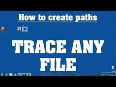 This is a tutorial that shows you how to convert any file ( jpg jpeg png eps gif etc. ) to a vector image. A vector image is an image with traceable outlines. This method is 100% free, simple, and I recommend for everyone trying to perform this task. I hope you find this video useful!
