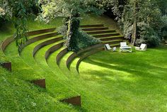 the style saloniste: The Glorious Gardens of Guy Hervais