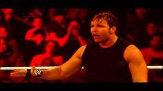 Dean Ambrose Ain't Born Typical