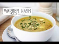 Tefal Cuisine Companion Recipes - Pumpkin Soup - Recipes by Warren Nash Pumpkin Soup, Pressure Cooking, Cheeseburger Chowder, Soup Recipes, Instant Pot, Soups, Youtube, Food, Thermomix