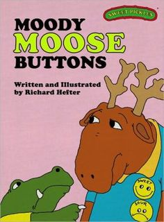 Moody+Moose+Buttons+(Sweet+Pickles+Series)