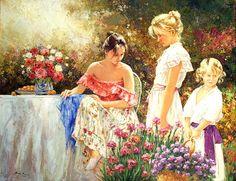 Jose Miguel Roman Frances art