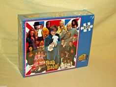 Austin Powers Puzzle Yeah Baby 500 Pc Sealed 2002 Mike Myers Seth Green Hurley #USAopoly